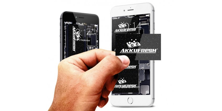 How to Install AkkuFresh® Next Generation™ foil