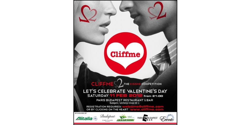 Cliffme2 - The KISSME Competition - powered by AkkuFresh® Next Generation™