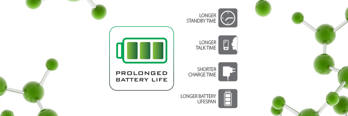 AkkuFresh® - Nanotech Battery Life Foil - prolonged life
