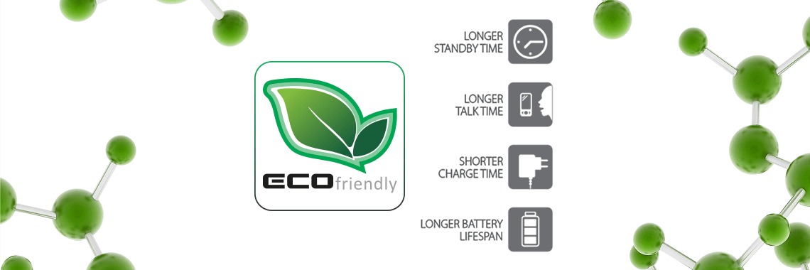 AkkuFresh® - Nanotech Battery Life Foil - EcoFriendly