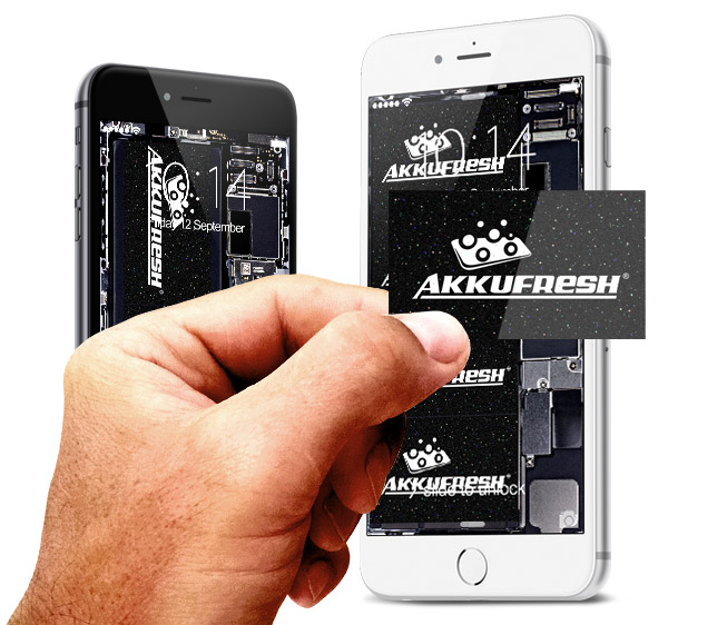 Akkufresh® Next Generation usage